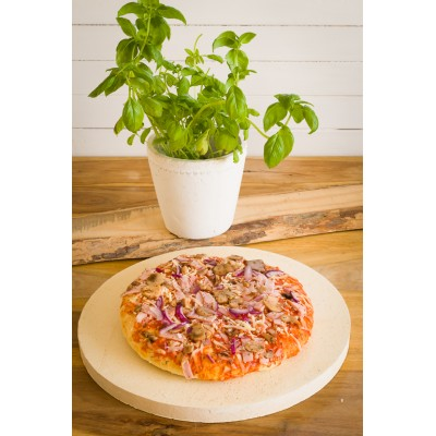 Najtańsze koło/kamień do pieczenia pizzy - 35 cm średnica