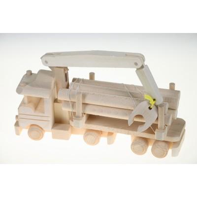Zabawka, Auto tatra (z drewna)